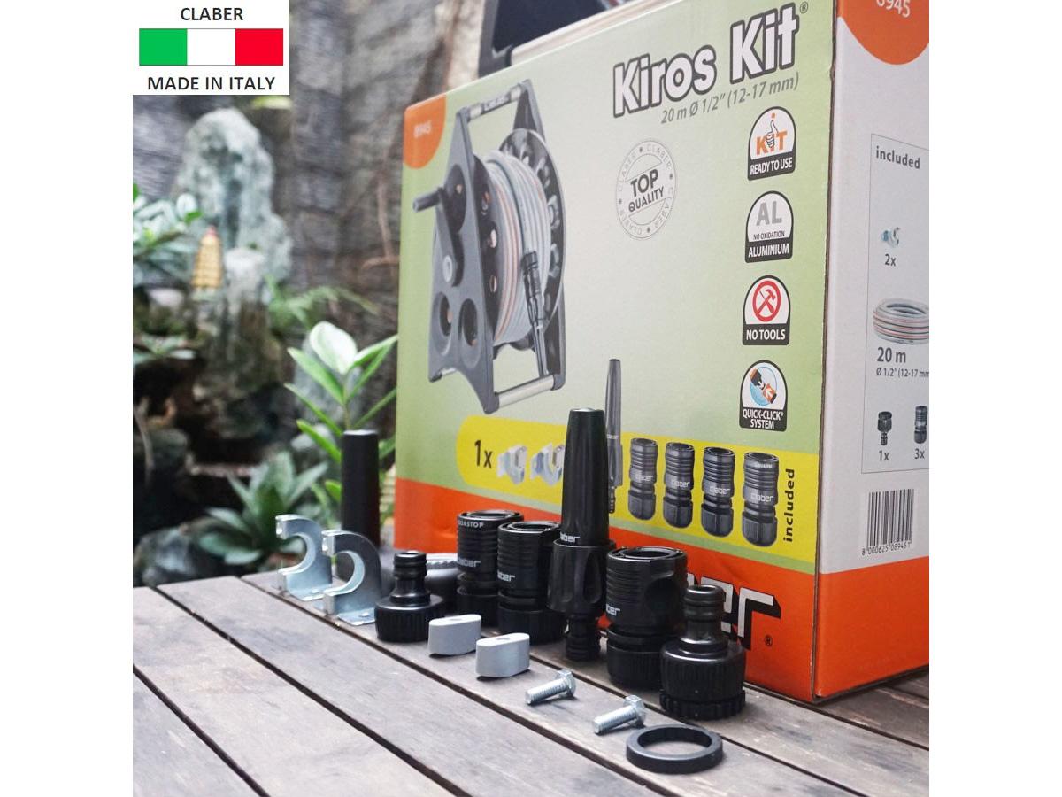 Kiros Kit Claber 8945