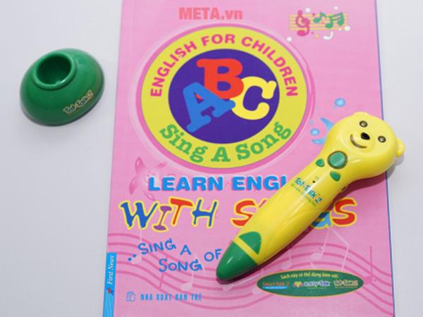 Bút Học tiếng Anh Tot-Talk 2 dành cho bé (1 đến 12 tuổi