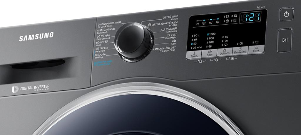 Máy giặt Samsung WW85J42G0BX/SV