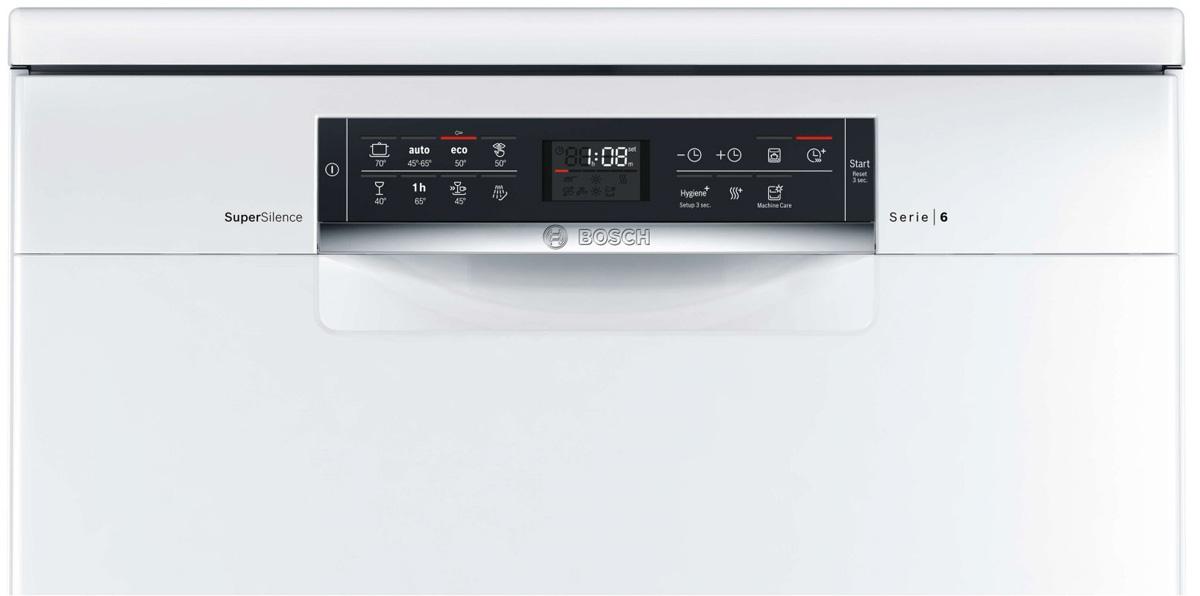 Máy rửa bát Bosch SMS68PW01E