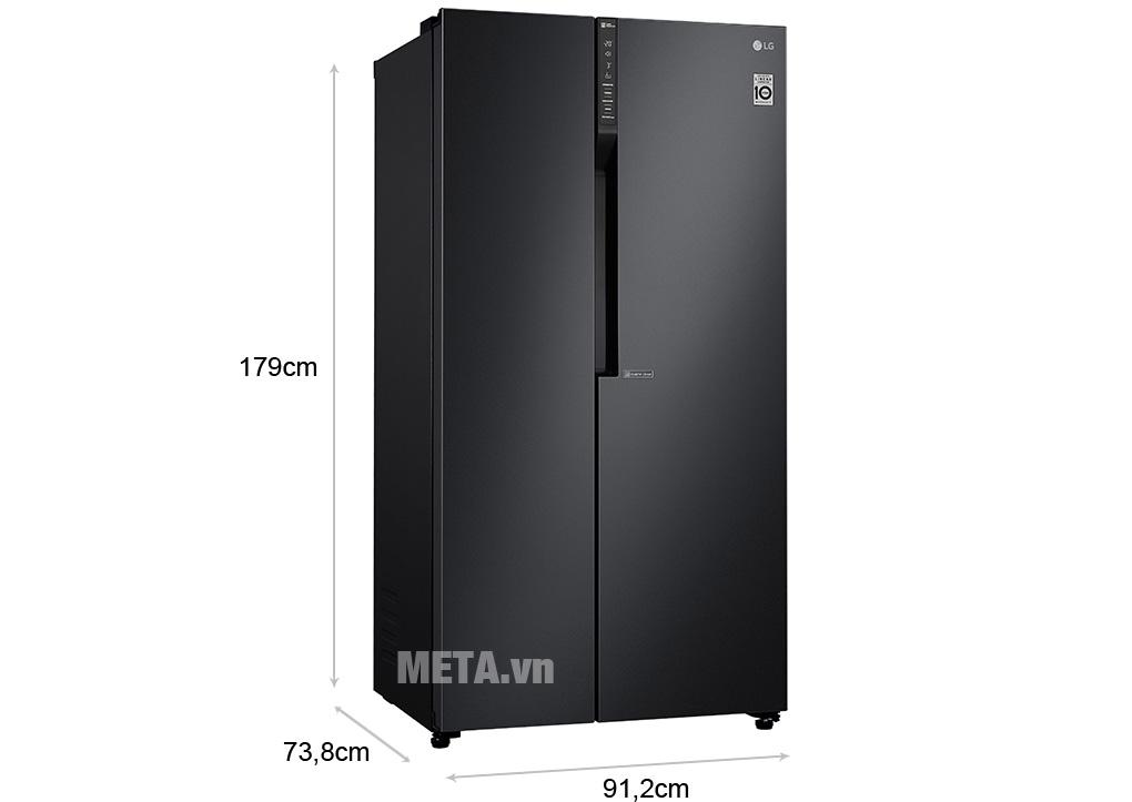 Tủ lạnh LG GR-B247WB