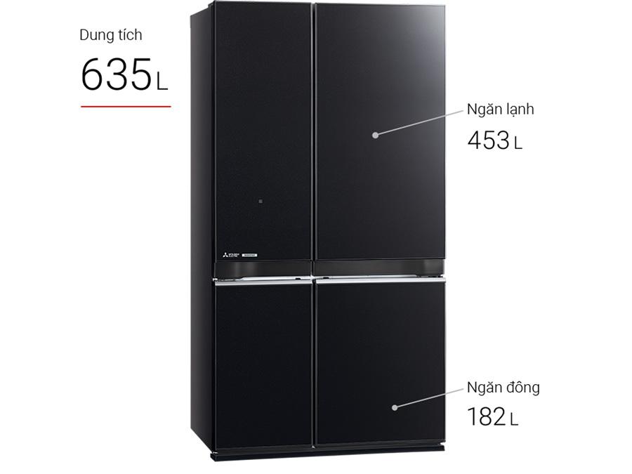Tủ lạnh Mitsubishi