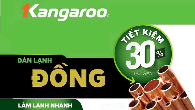 Kangaroo Inverter 265 lít KG329NC1