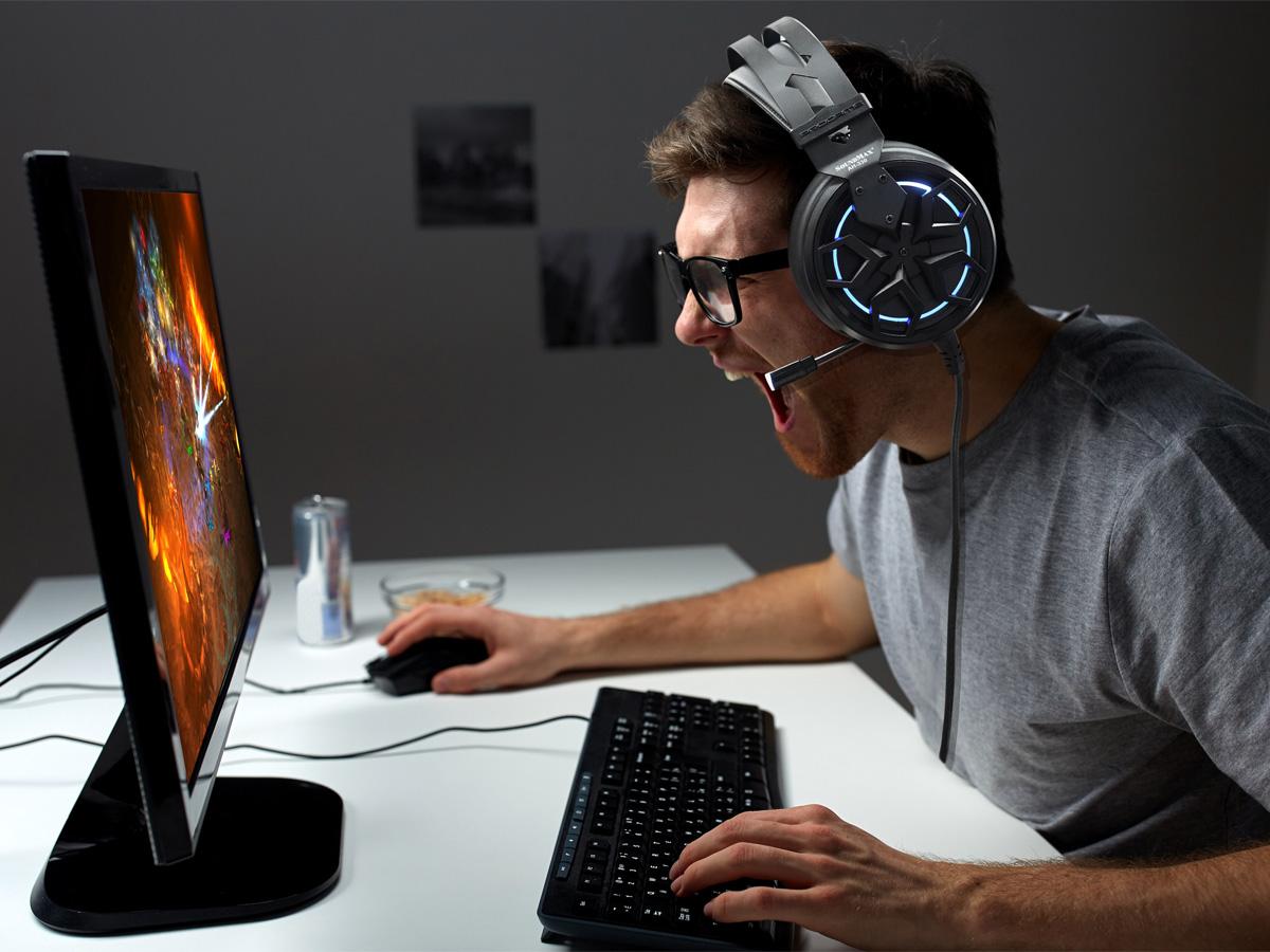 Headphone SoundMax AH330
