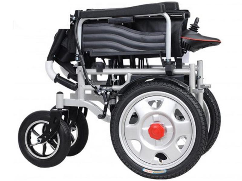 Xe lăn điện ngả nằm Tajermy TJM-XD05