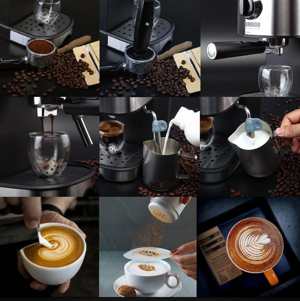 Máy pha cà phê Zamboo