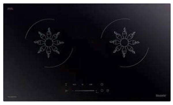 Bếp từ 2 vùng nấu Baumatic BHI222.5