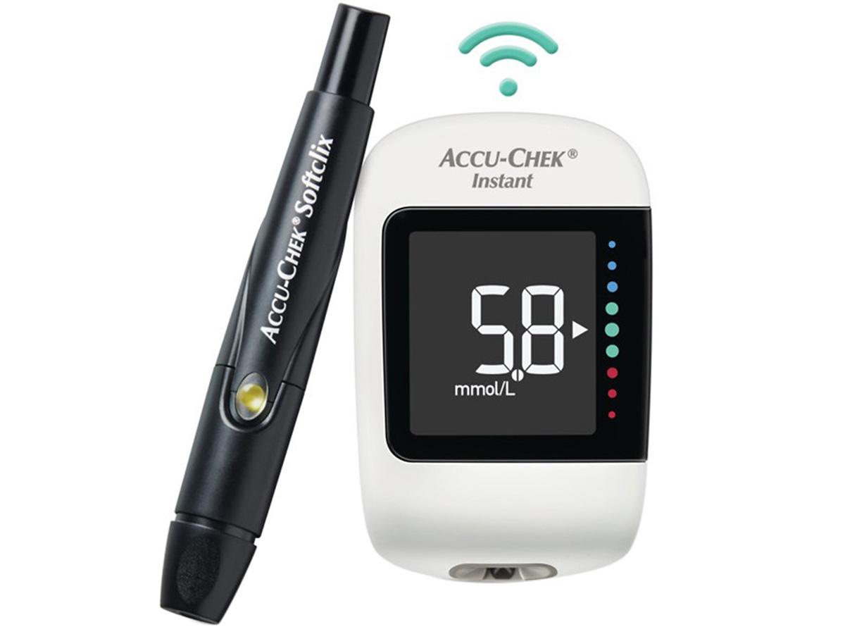 Bút lấy máu của máy đo đường huyết