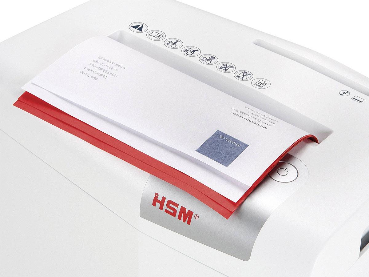 Máy hủy giấy HSM Shredstar S10 6mm