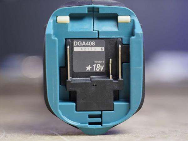 Máy mài góc dùng pin Makita DGA408ZX1