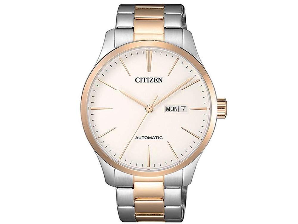 Đồng hồ Citizen NH8356-87A nam máy cơ lịch thứ ngày 40mm