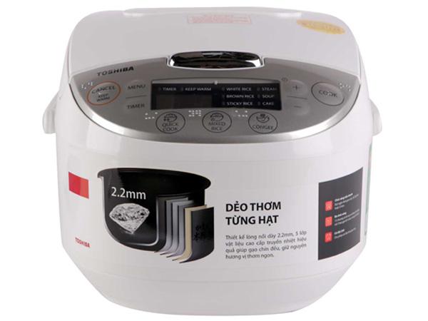 Nồi cơm điện tử Toshiba RC-10DH1NV