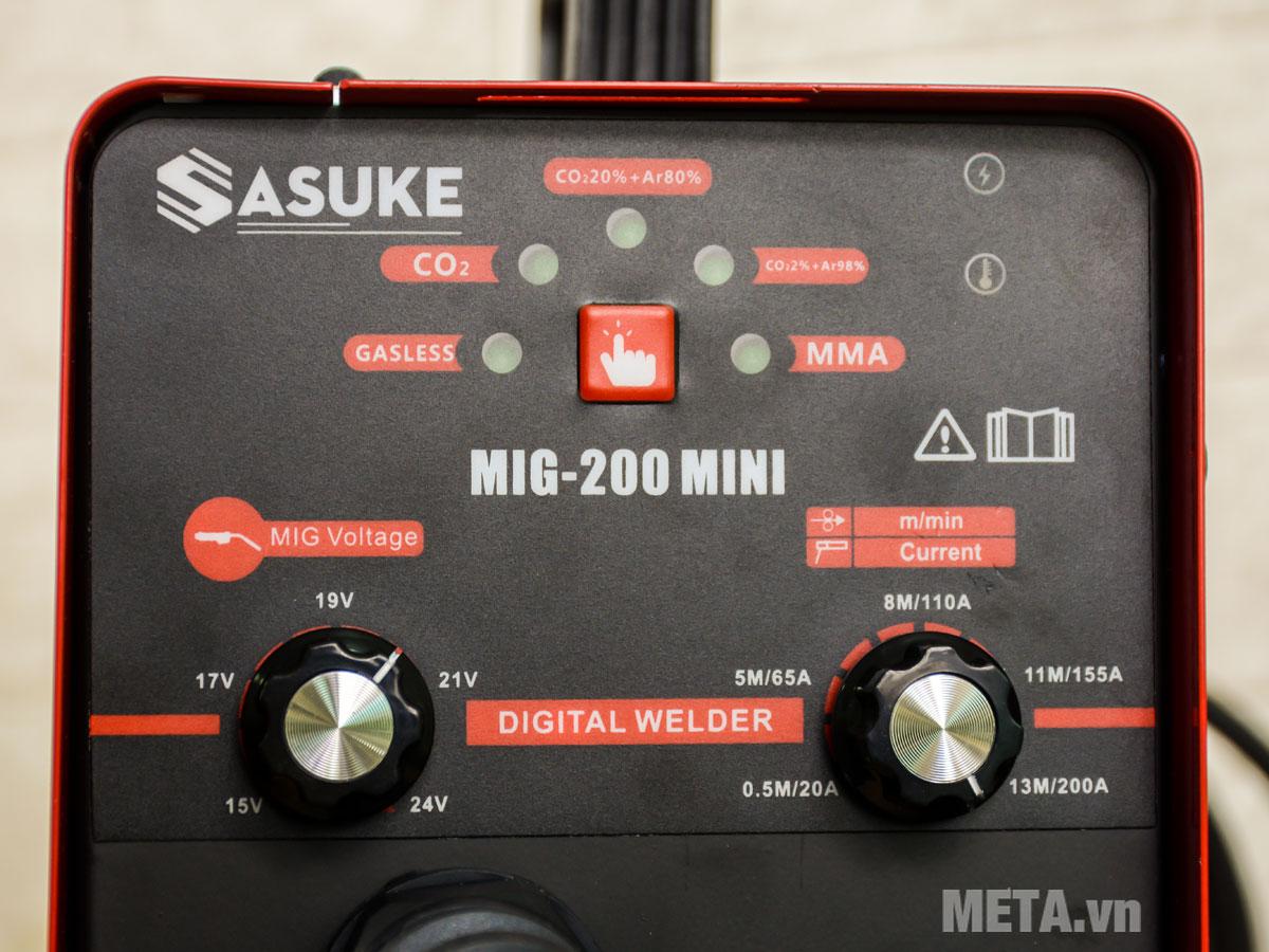 Sasuke Mig-200Mini