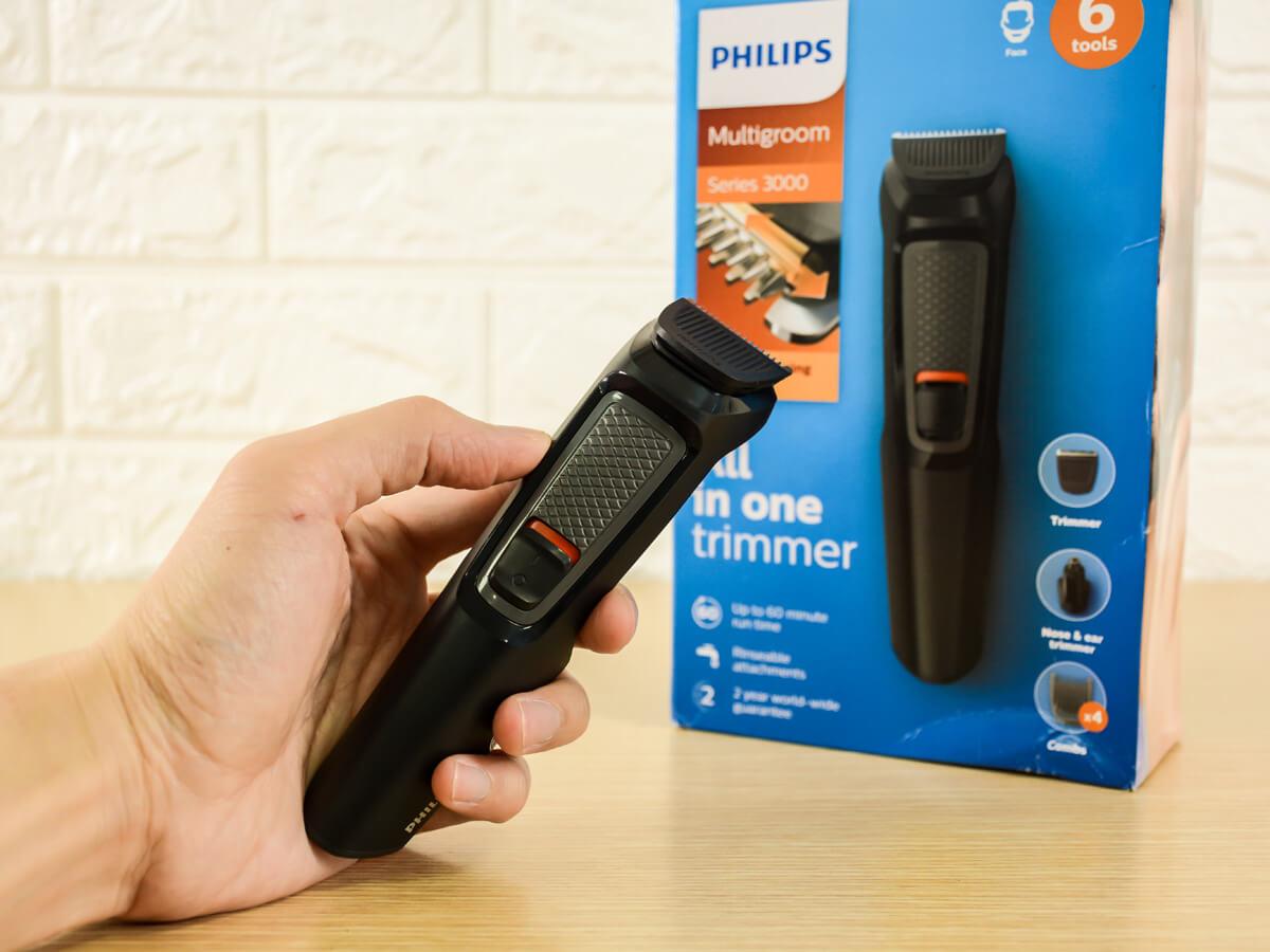 Máy cạo tỉa đa năng 6 trong 1 Philips MG3710