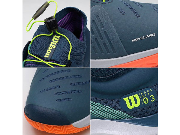 Wilson Kaos 3.0 SFT Paris Edition WRS326910