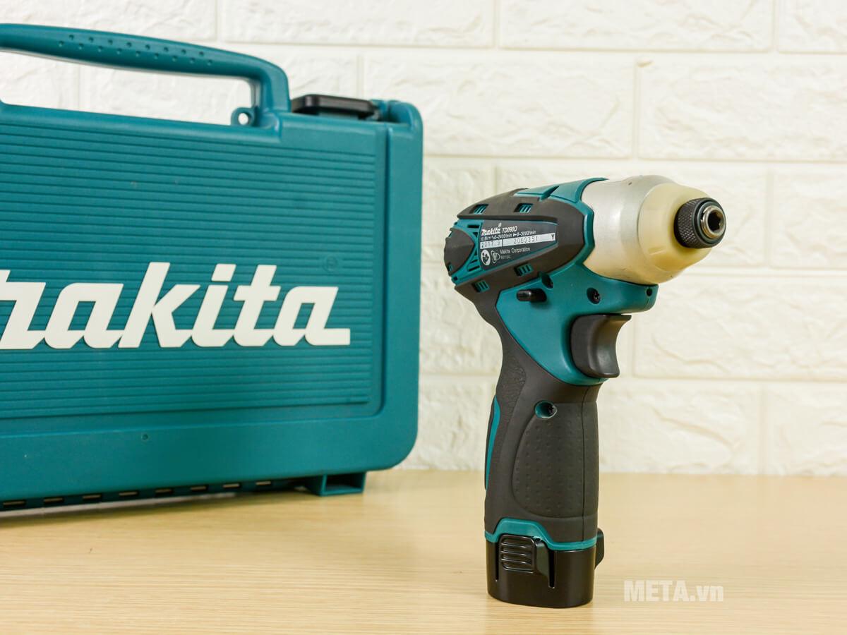 Máy vặn vít chạy pin Makita TD090DWE (10.8V)