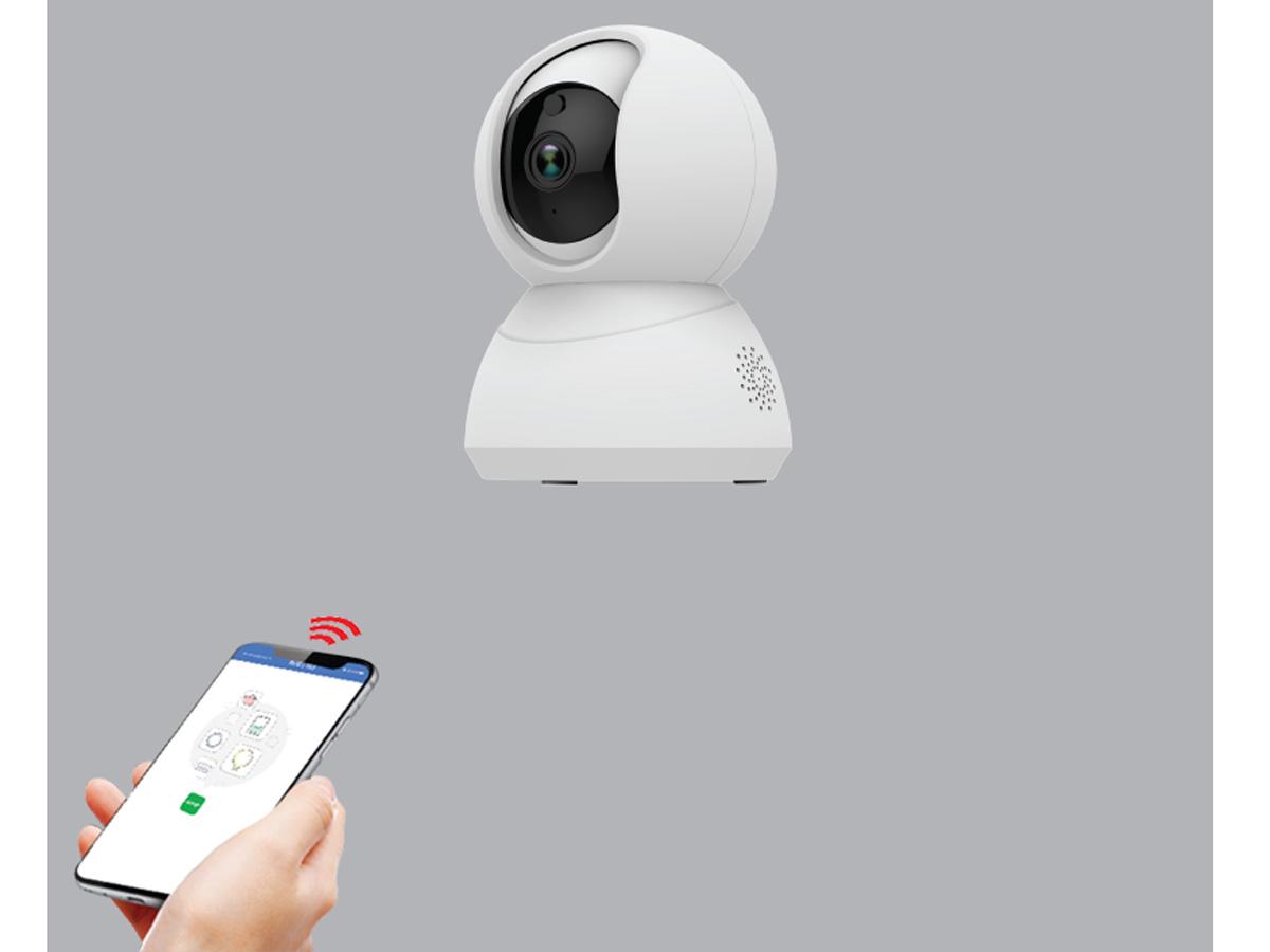 Camera wifi thông minh