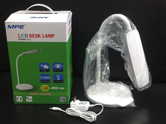 đèn bàn Led MPE