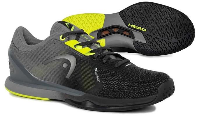 Giày màu đen vàng - BKYE