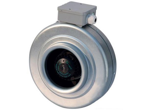 Quạt nối ống Deton CDF125B