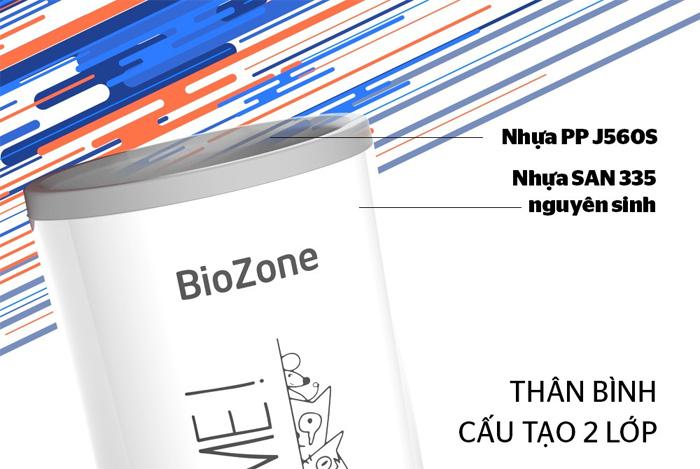 Bình cách nhiệt BioZone KB-WA500P1WR