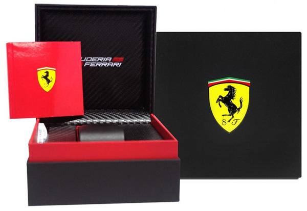 Đồng hồ Ferrari 0830525