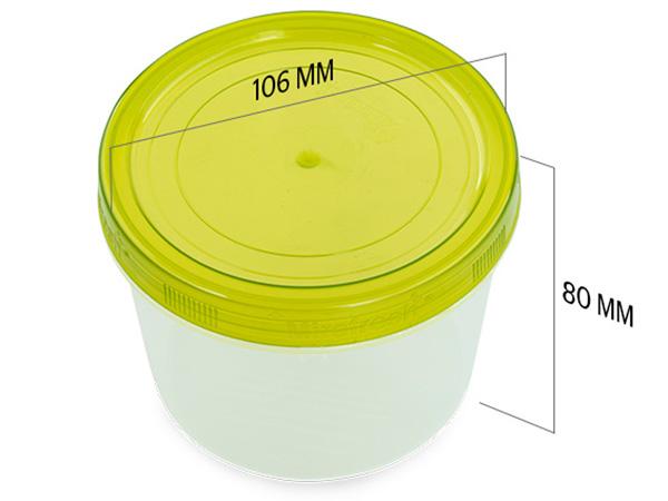 Hộp bảo quản thực phẩm khô BioZone