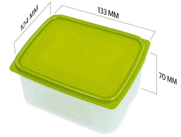Hộp đựng thực phẩm BioZone KB-DR500P