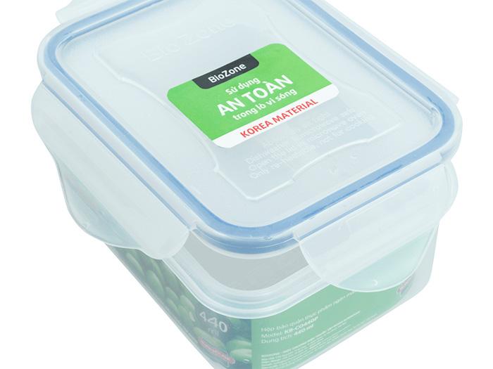 Hộp nhựa bảo quản thực phẩm