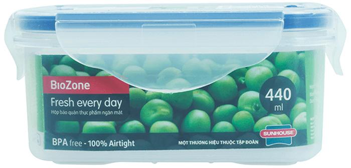 Hộp nhựa PP bảo quản thực phẩm