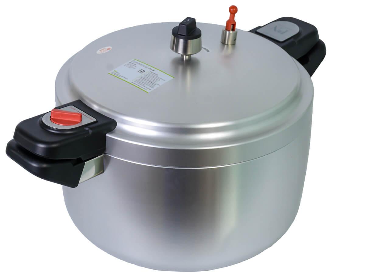 Nồi áp suất nhôm PoongNyun PC-32CV phù hợp với nhà hàng hay gia đình đông người