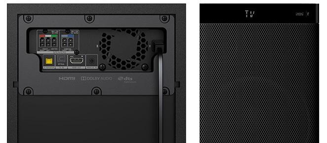 Dàn âm thanh Sony 5.1 HT-S500RF