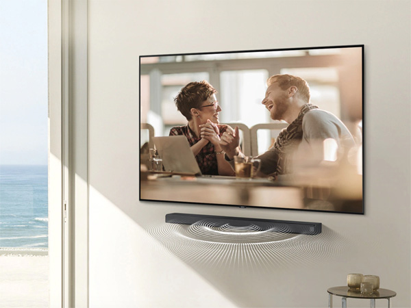 Loa thanh Soundbar Samsung 2.1 HW-T550