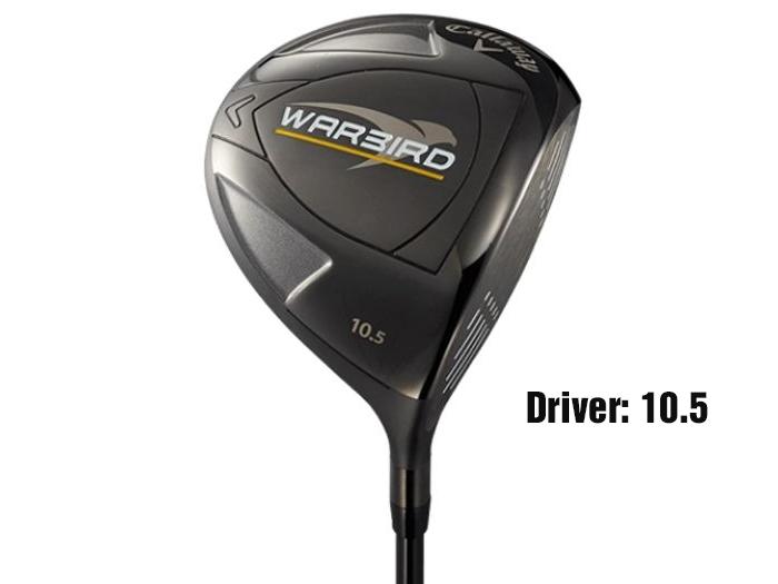 1 gậy golf driver :10.5