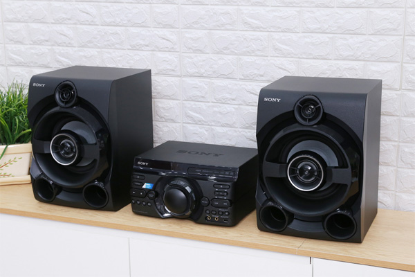 Dàn âm thanh Sony MHC-M60D