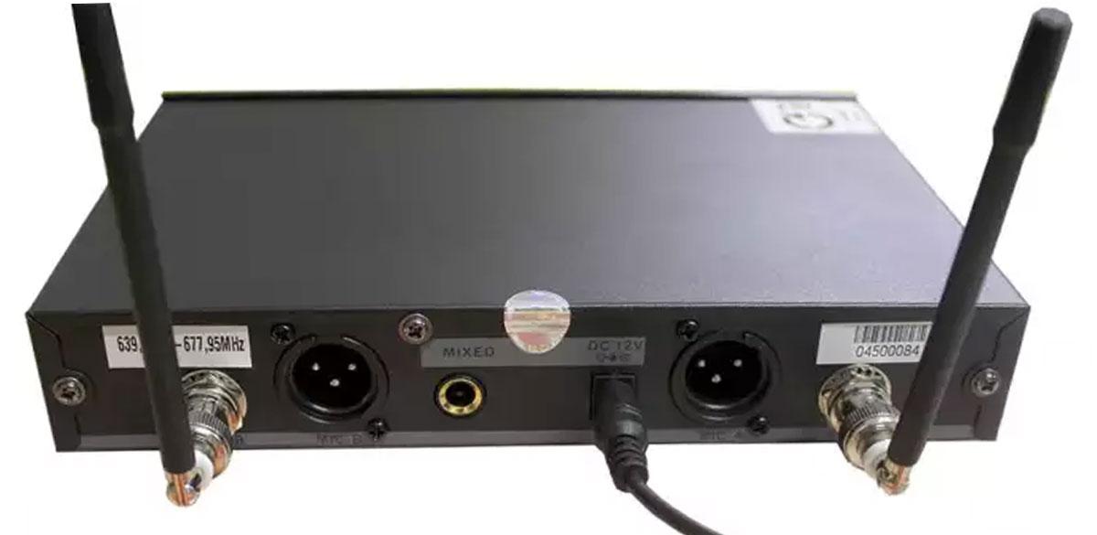Micro không dây UHF