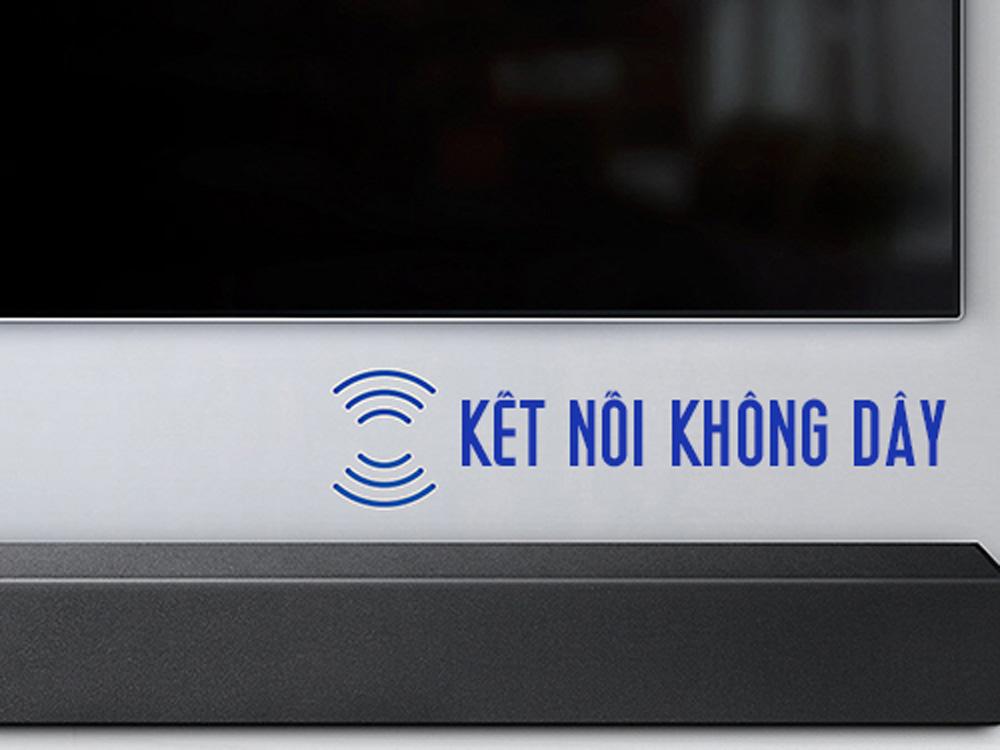 Loa sub và loa thanh kết nối không dây thông minh
