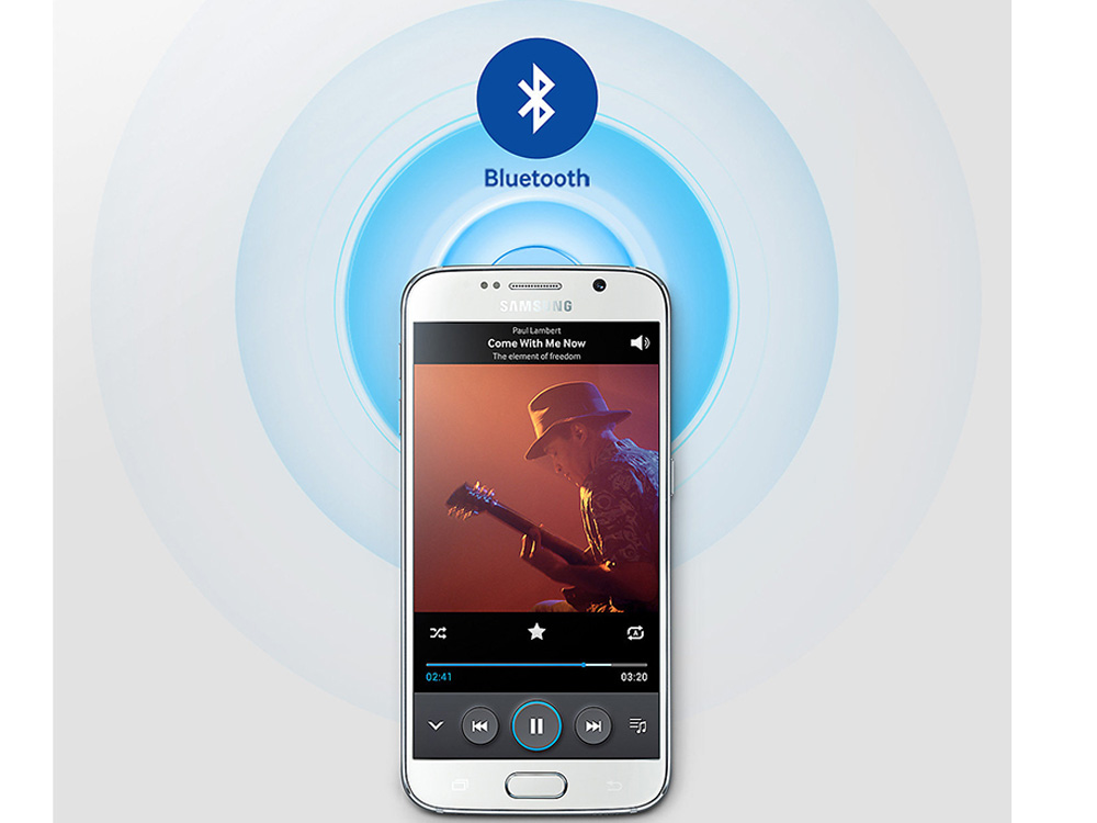 Kết nối với Smartphong tiện lợi