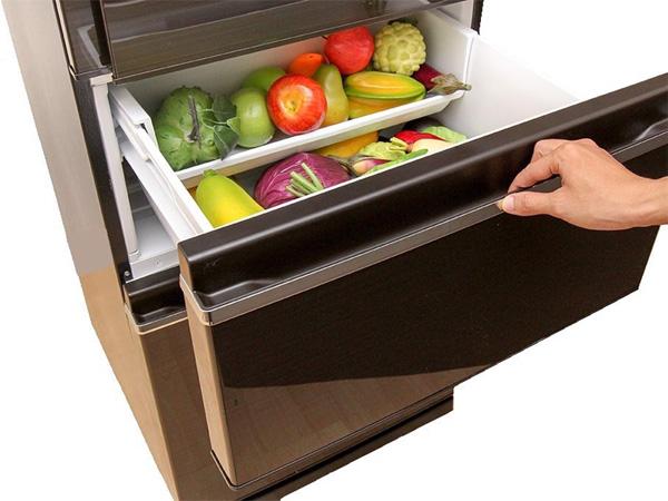 Tủ lạnh Mitsubishi MR-CGX41EN-GBR-V