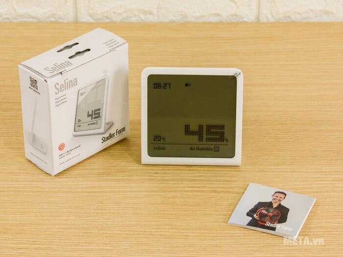 Đồng hồ cảm biến nhiệt Stadler Form Selina