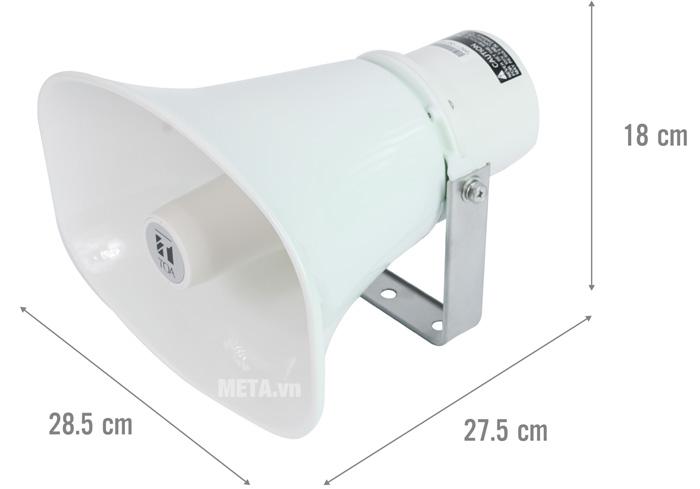 Loa nén phản xạ TOA SC-630M