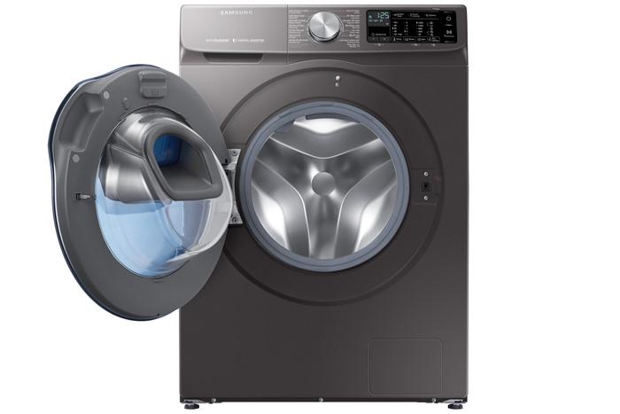 Máy giặt sấy Samsung WD10N64FR2X/SV