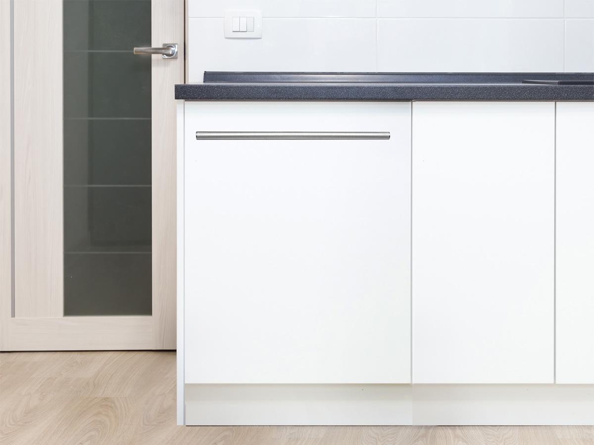 Thiết kế tủ âm tiết kiệm diện tích cho căn bếp