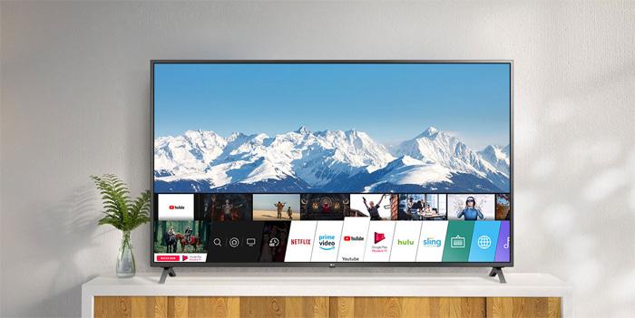 Smart Tivi LG 55UN7190PTA
