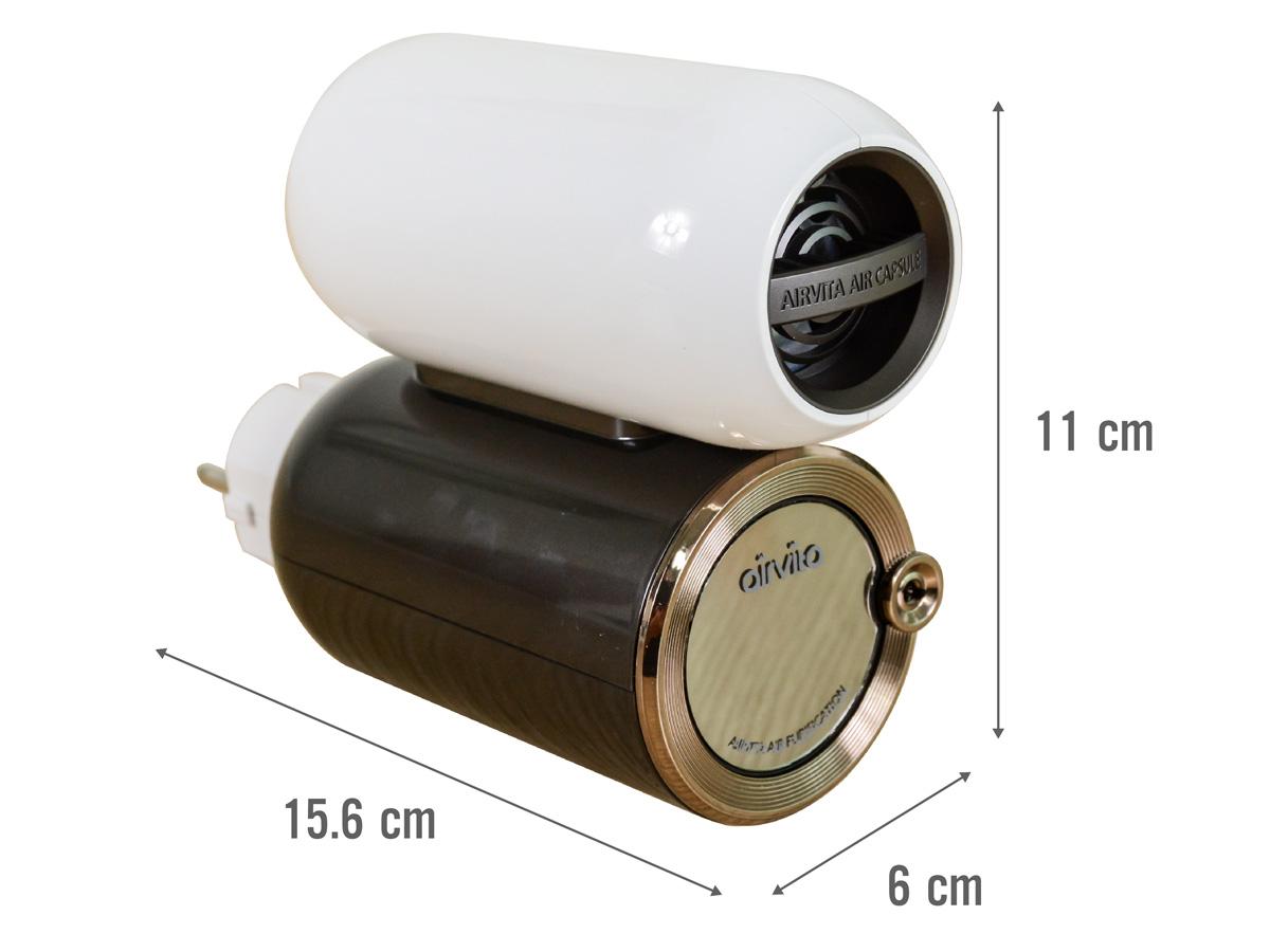 Kích thước của máy lọc không khí