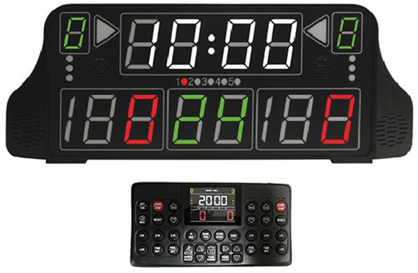 Bảng điều khiển điện tử AKPro Score524MP3
