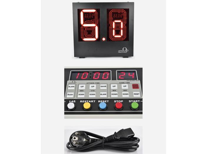 Bộ đồng hồ AKpro 24S-550