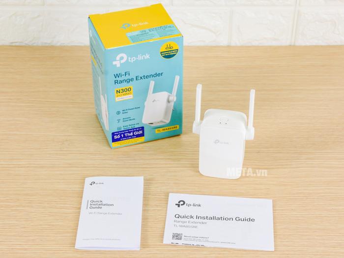 Bộ kích sóng wifi TP-Link TL-WA855RE