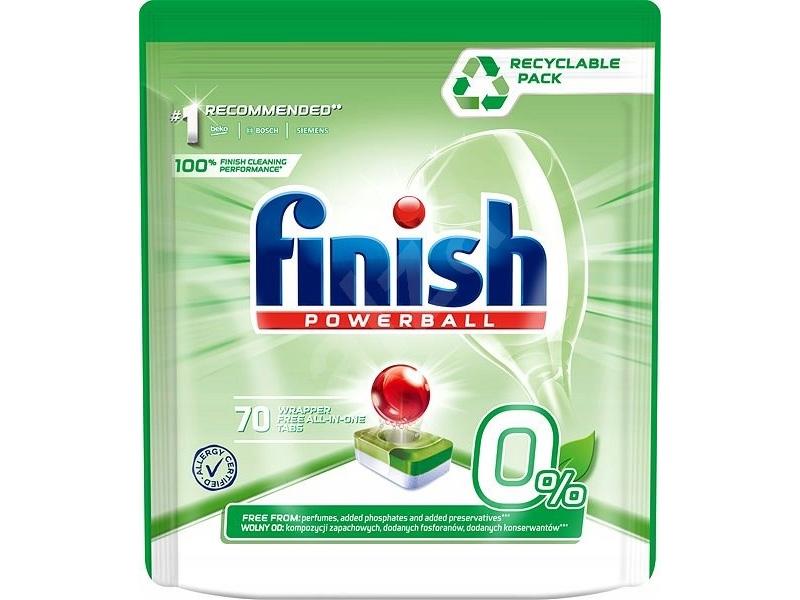 Viên rửa bát Finish Powerball 0%