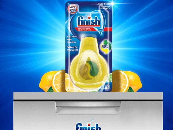 Viên khử mùi cho máy rửa bát